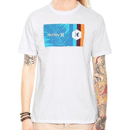 Camiseta Hurley Silk Double Standard Branca