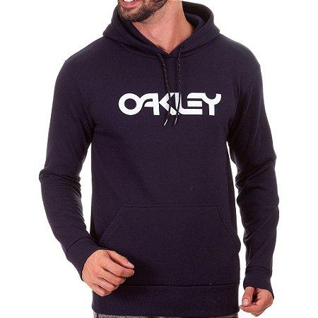 Moletom Oakley Mark II Pullover Azul Marinho