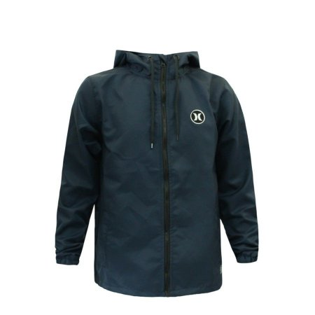 Jaqueta Hurley Windbreaker Strong Azul