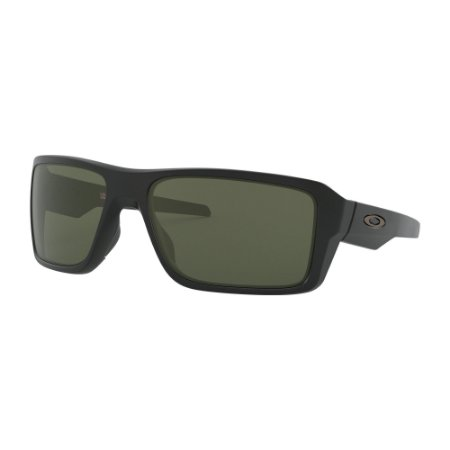 Óculos de Sol Oakley Double Edge Matte Black W/ Dark Grey