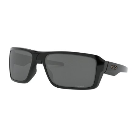 Óculos de Sol Oakley Double Edge Polished Black W/ Prizm Black