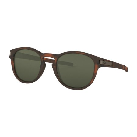 Óculos de Sol Oakley Latch Matte Brown Tortoise W/ Dark Grey