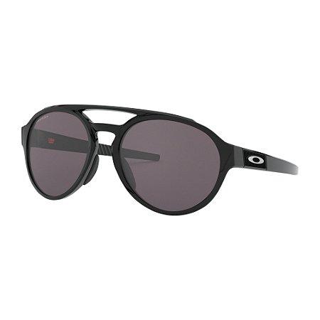 Óculos de Sol Oakley Forager Polished Black W/ Prizm Grey