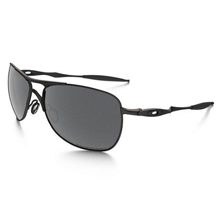 Óculos de Sol Oakley Crosshair Matte Black W/ Black Iridium