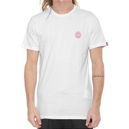 Camiseta Element Soft Crew Branca