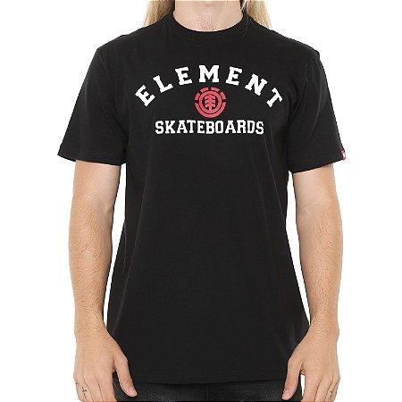 Camiseta Element For Life Preta