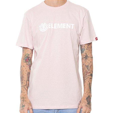 Camiseta Element Essential Blazin Rosa
