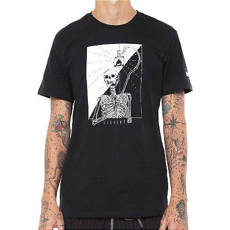 Camiseta Element Beacon Preta