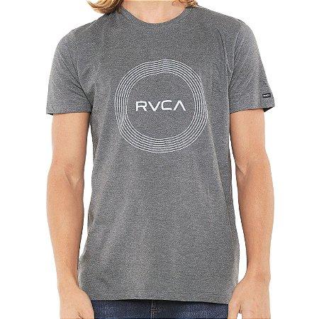 Camiseta RVCA Compass Verde