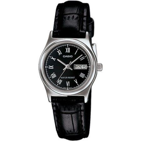 Relógio Casio LTP-V006L-1BUDF Preto