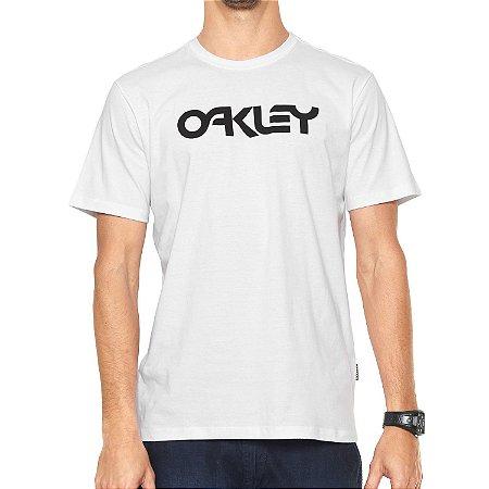 Camiseta Oakley Mark II Branca