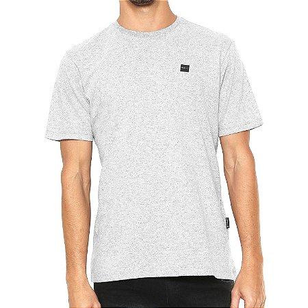 Camiseta Oakley Patch 2.0 Cinza