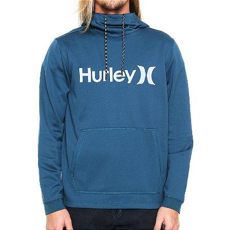 Moletom Hurley Thrm Azul