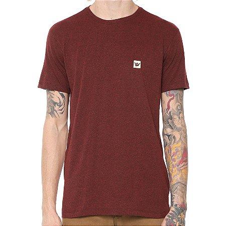 Camiseta Hang Loose Silk Classic Vinho