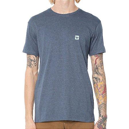 Camiseta Hang Loose Silk Classic Azul