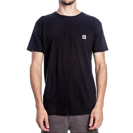 Camiseta Hang Loose Silk Classic Preta