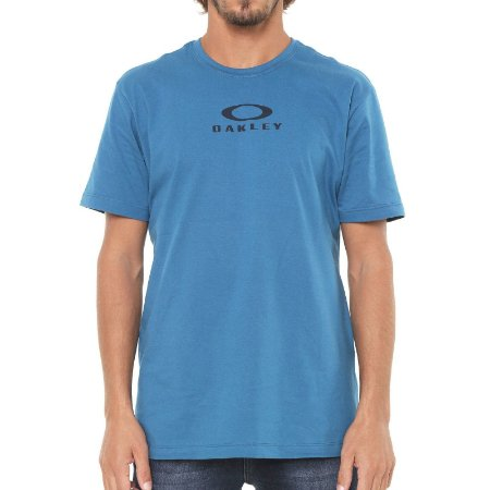 Camiseta Oakley Bark New Azul