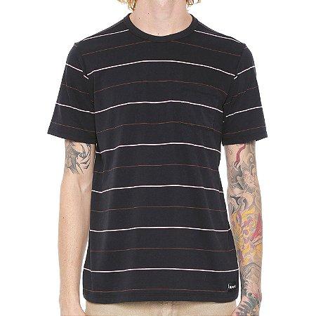 Camiseta Hurley Especial Dri Fit Straya Preta