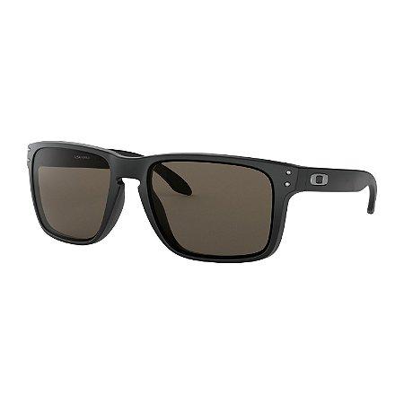 Óculos de Sol Oakley Holbrook XL Matte Black W/ Warm Grey