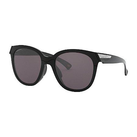 Óculos de Sol Oakley Low Key Polished Black W/ Prizm Gray