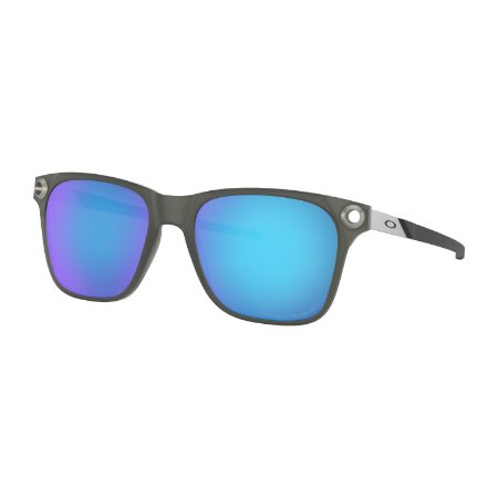 Óculos de Sol Oakley Apparition Satin Black Ink W/ Sapphire Iridium Polarized