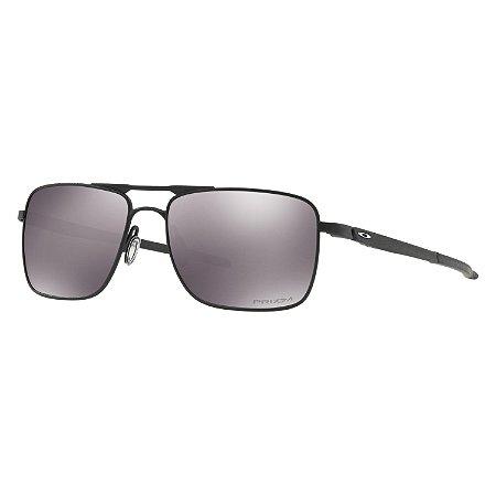 Óculos de Sol Oakley Gauge 6 Powder Coal W/ Prizm Black
