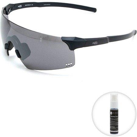Óculos de Sol HB Quad R Matte Navy l Silver