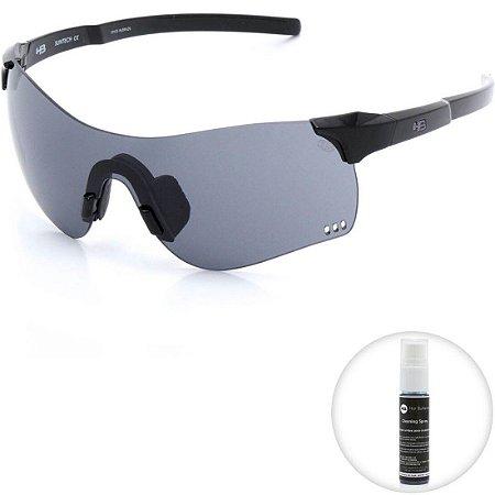Óculos de Sol HB Quad F Gloss Black l Gray