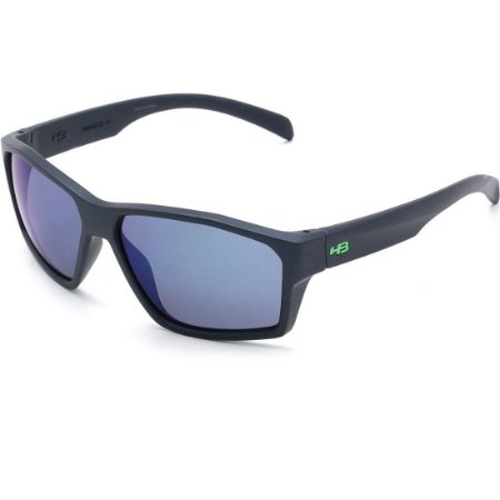 Óculos de Sol HB Stab Matte Navy I Blue Chrome