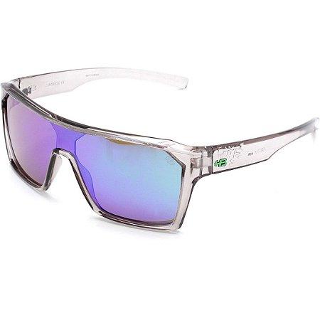 Óculos de Sol HB Carvin 2.0 Smoky Quartz l Multi Green