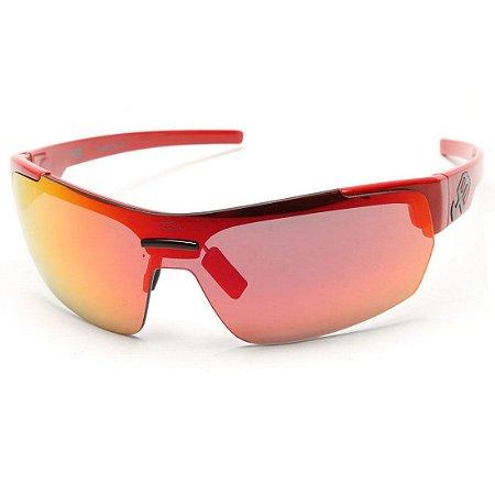 Óculos de Sol HB Highlander 3R Fire Red l Chrome