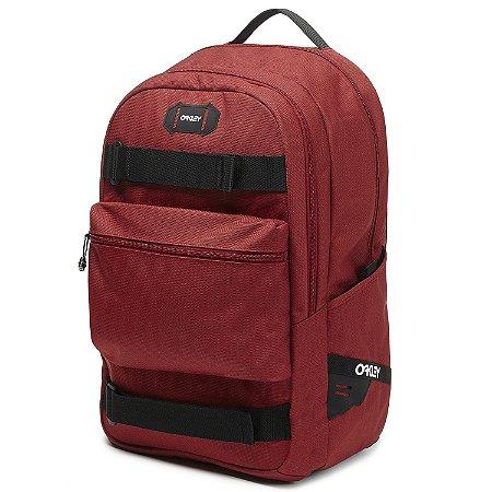 Mochila Oakley Street Skate Backpack Vermelha