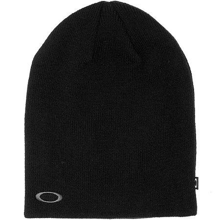 Gorro Oakley Fine Knit Hat Preto
