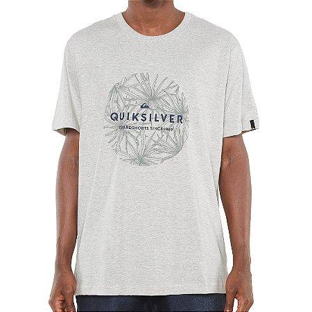 Camiseta Quiksilver Classic Bob Bege