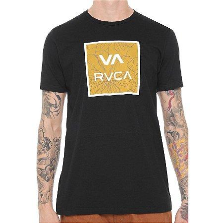 Camiseta RVCA Va All The Ways II Preta
