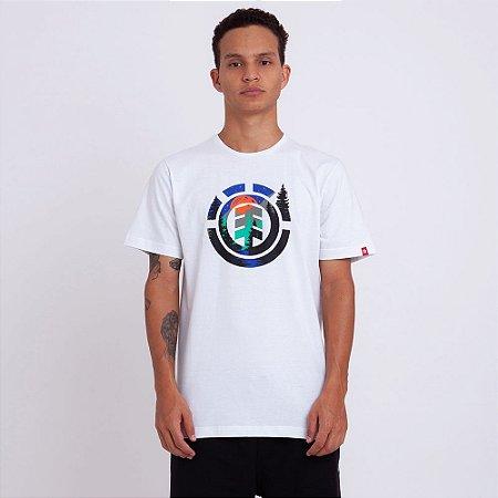 Camiseta Element Moon Icon Branca