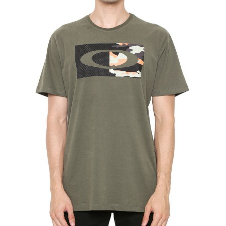 Camiseta Oakley Shared Verde