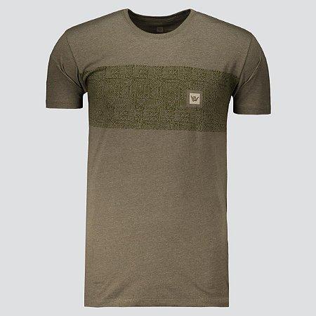 Camiseta Hang Loose Silk Cave Verde