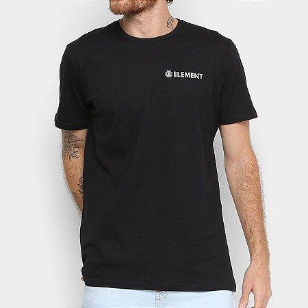 Camiseta Element Blazin Chest Preta