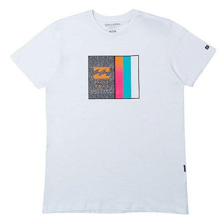 Camiseta Billabong Dbah Branca