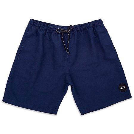 "Shorts Oakley 18"" Trunk Azul Marinho"