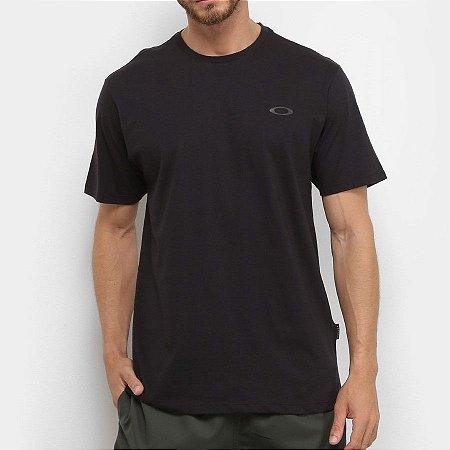 Camiseta Oakley Icon Preta