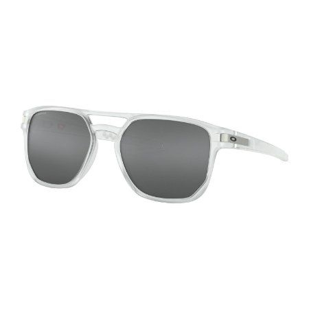 Óculos de Sol Oakley Latch Beta Matte Clear W/ Prizm Black