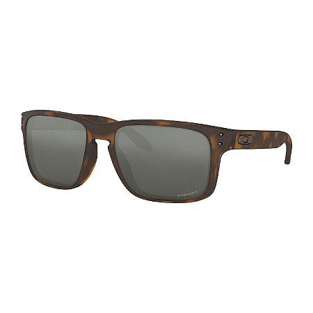 Óculos de Sol Oakley Holbrook Matte Brown Tortoise W/ Prizm Black
