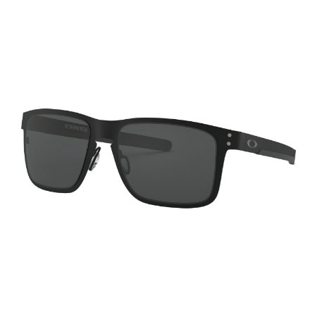 Óculos de Sol Oakley Holbrook Metal Matte Black W/ Grey