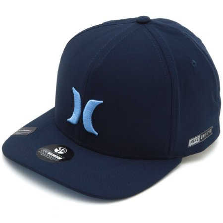 Boné Hurley Icon Dri Fit Azul Marinho