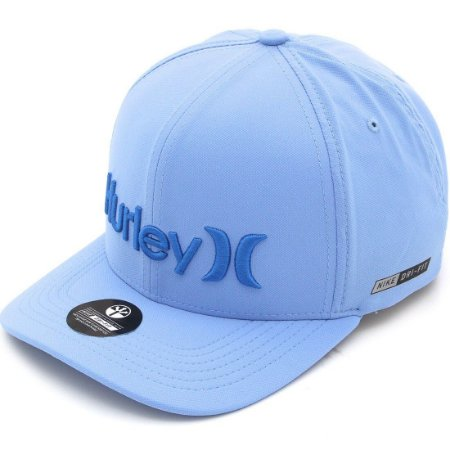 Boné Hurley One&Only Dri Fit Azul
