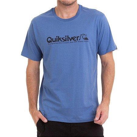 Camiseta Quiksilver Modern Legends Azul