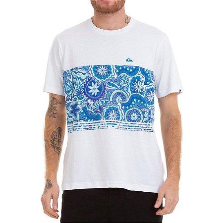 Camiseta Quiksilver Dreamer Branca