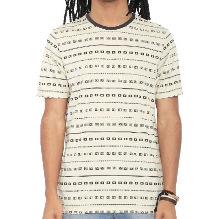 Camiseta Hurley Especial Dri Fit Seaworthy Bege
